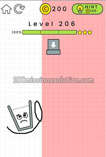 happy-glass-level-206-solution